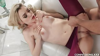 Anny Loves Fucking Thither Pantyhose