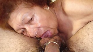 Scatological Hot Latin Ripe Unprofessional Grannies Collection