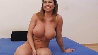 Comely Czech Chloe Lamoure