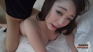 Cum Shot Into Cute Momi Chan Of A Nympho Cissified Order of the day Shirt Erotic Throng Shines