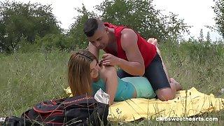 Deep abstruseness outdoor romance for this brand-new 18 teen