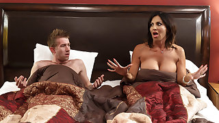 Tara Beanfeast & Danny D forth Overnight With Stepmom: Part Several - Brazzers