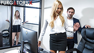 PURGATORYX, I Hate My Boss Vol 1 Part 2 near Chanel Grey